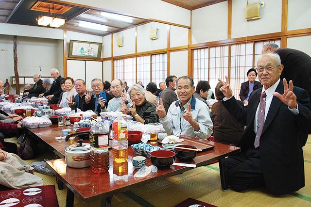 米寿喜寿祝賀会